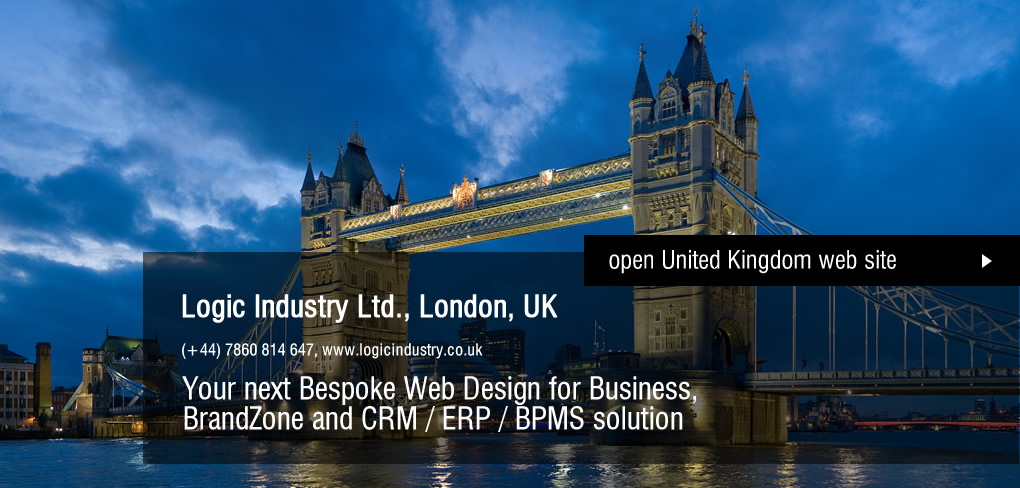 Bespoke Web Design London